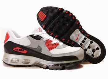 best loved 31242 c334c Acheter Nike Air Max 90 360 Hybrid One Time Only Pack blanc gris Neut  Limerick sportif chaussures
