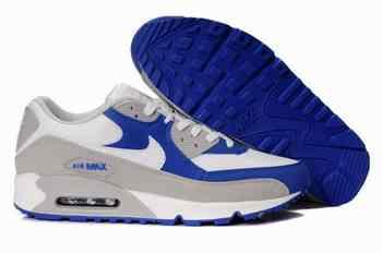uk availability 18d3a d3302 Acheter Nike Air Max 90 homme blanc Royal gris Limerick sportif chaussures